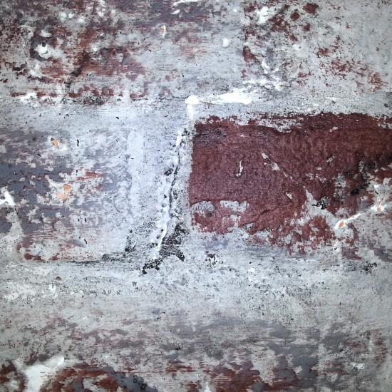 patine sur briques