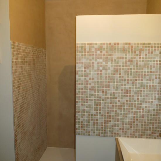 béton ciré sur murs