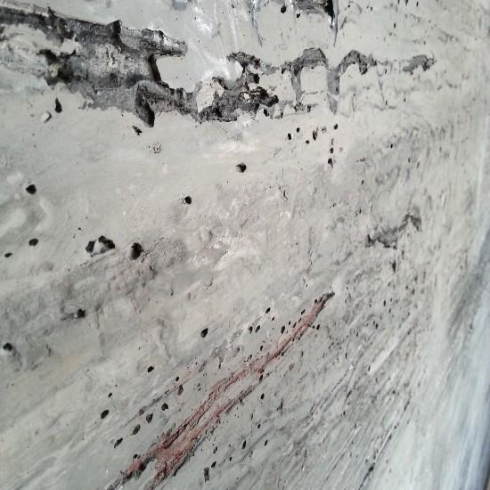 aspect carriere mur